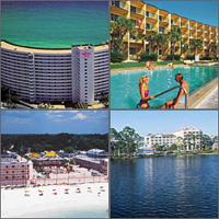 Panama City, Florida, Hotels Motels Resorts