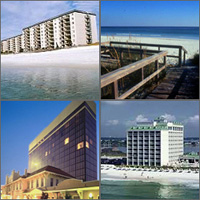 Pensacola, Perdido Key, Florida, Hotels Motels Resorts