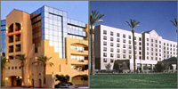 Sky Harbor Airport, Phoenix, Arizona, Hotels Motels Resorts