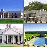 Manchester, Pine Mountain, Warm Springs, Georgia, Hotels Motels