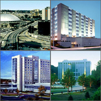 Pittsburgh, Pennsylvania, Hotels Motels
