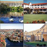 The Poconos, Pennsylvania, Hotels Motels