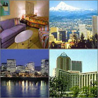 Portland, Oregon, Hotels Motels