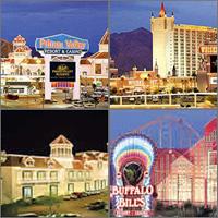 Jean, Primm, Nevada, Casinos Hotels Motels Resorts