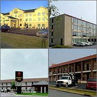 Reading, Pennsylvania, Hotels Motels