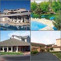 Redding, California, Hotels Motels