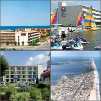 Rehoboth Beach, Dewey Beach, Delaware, Hotels Motels Resorts