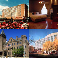 Rochester, New York, Hotels Motels