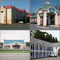 Ruther Glen, Virginia, Hotels Motels