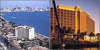 Harbor Island, San Diego, California, Hotels Motels Resorts
