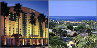 La Jolla, San Diego, California, Hotels Motels Resorts
