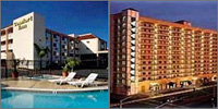 National City, San Diego, California, Hotels Motels