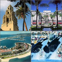 San Diego, California, Hotels Motels Resorts