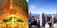 Downtown San Francisco, California, Hotels