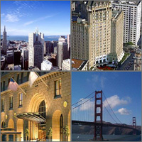 San Francisco, California, Hotels