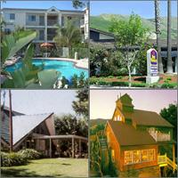 San Luis Obispo, California, Hotels Motels Resorts