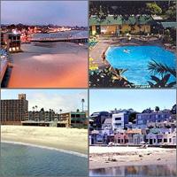Santa Cruz, California, Hotels Motels Resorts