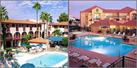 Downtown Scottsdale, Arizona, Hotels Motels Resorts