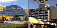 SeaTac Airport, Seattle, Des Moines, Kent, Renton, Tukwila, Washington, Hotels Motels