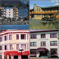 Seward, Alaska, Hotels Motels