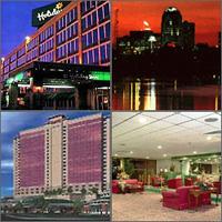 Shreveport, Bossier City, Louisiana, Hotels Casinos Motels