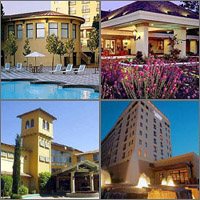 Silicon Valley, California, Hotels Motels