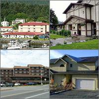 Sitka, Alaska, Hotels Motels