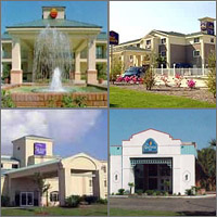 Slidell, Louisiana, Hotels Motels