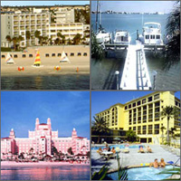 St. Petersburg, Florida, Hotels Motels Resorts