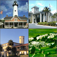 St. Simons Island, Georgia, Hotels Resorts