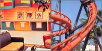 Busch Gardens, Tampa, Florida, Hotels Motels
