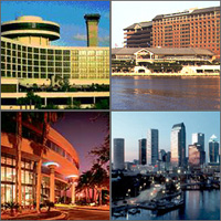 Tampa, Florida, Hotels Motels Resorts