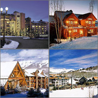 Telluride, Colorado, Hotels Motels Resorts