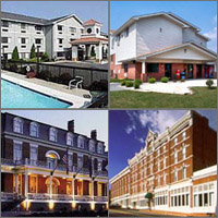 Tri Cities, Tennessee, Virginia, Hotels Motels