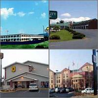 Waynesboro, Virginia, Hotels Motels