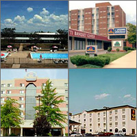 Wilkes-Barre, Pennsylvania, Hotels Motels
