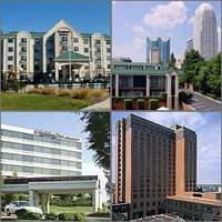 Winston Salem, North Carolina, Hotels Motels