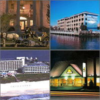 Wilmington, Wrightsville Beach, North Carolina, Hotels Motels Resorts