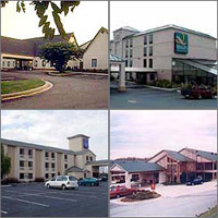 Wytheville, Virginia, Hotels Motels