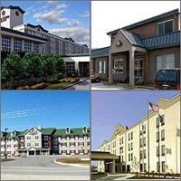York, Pennsylvania, Hotels Motels