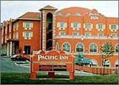 Aston Pacific Resort Conference Center, White Rock, British Columbia Reservation