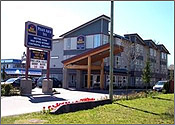 Best Western Peace Arch Inn, White Rock, British Columbia Reservation