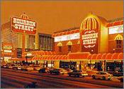 Bourbon Street Hotel and Casino, East of Strip, Las Vegas, Nevada Reservation
