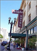 Clyde Hotel (now Ace Hotel), Downtown Portland, Oregon Reservation