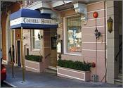 Cornell Hotel de France, San Francisco, California Reservation