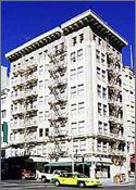 Dakota Hotel, Downtown San Francisco, California Reservation