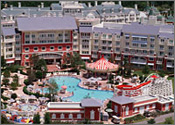 Disney's BoardWalk Inn, Disney World area, Lake Buena Vista, Florida Reservation