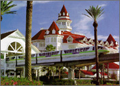 Disney's Grand Floridian Resort Spa, Disney World area, Lake Buena Vista, Florida Reservation