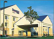 Fairfield Inn by Marriott Capital Beltway, Beltsville, Maryland Reservation