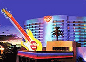 Hard Rock Hotel and Casino, East of Strip, Las Vegas, Nevada Reservation
